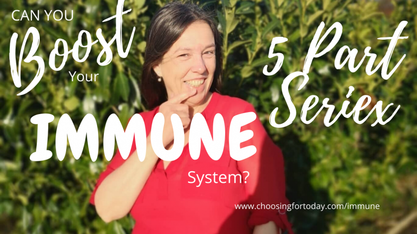 Strengthen Your Immune System 5 core tools intro to series